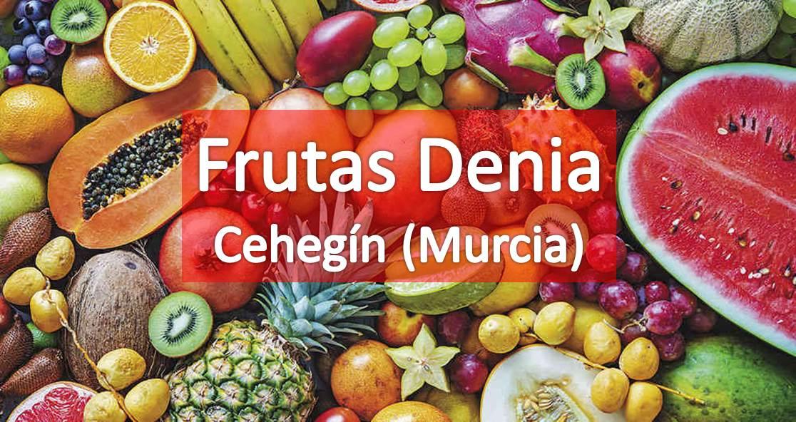 Frutas Denia